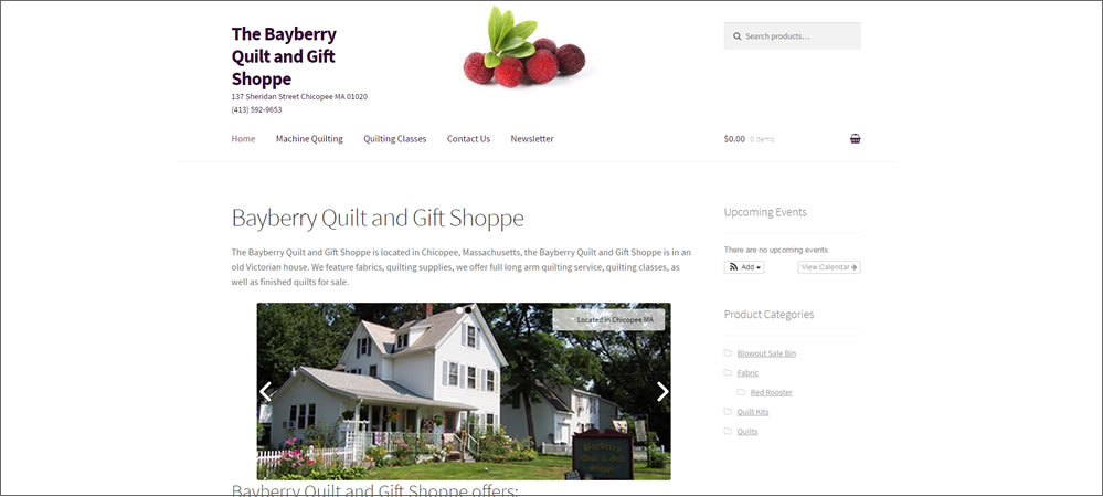 Bayberry Quilts